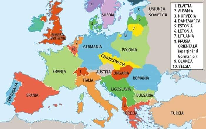 Europa interbelică