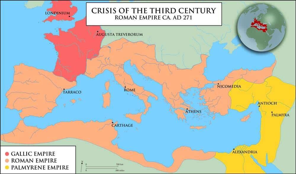 Imperiul Roman în secolul III