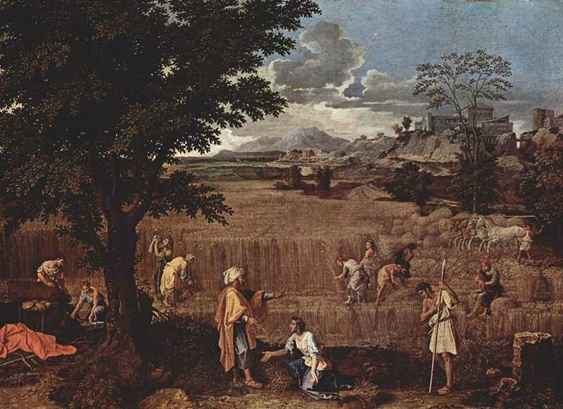 Nicolas Poussin - Cele patru anotimpuri - Vara