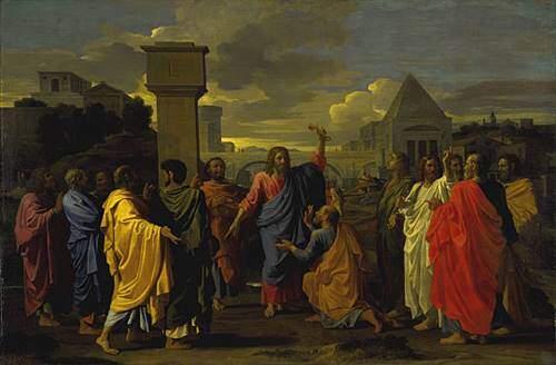Nicolas Poussin - Cele șapte sacramente