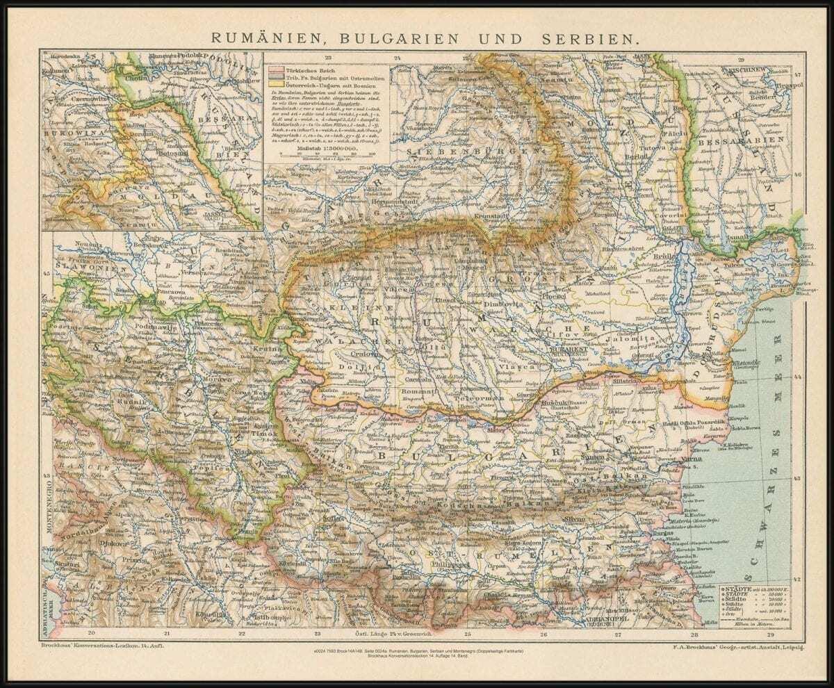 România între anii 1878-1913