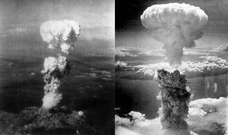 Explozia bombei atomice