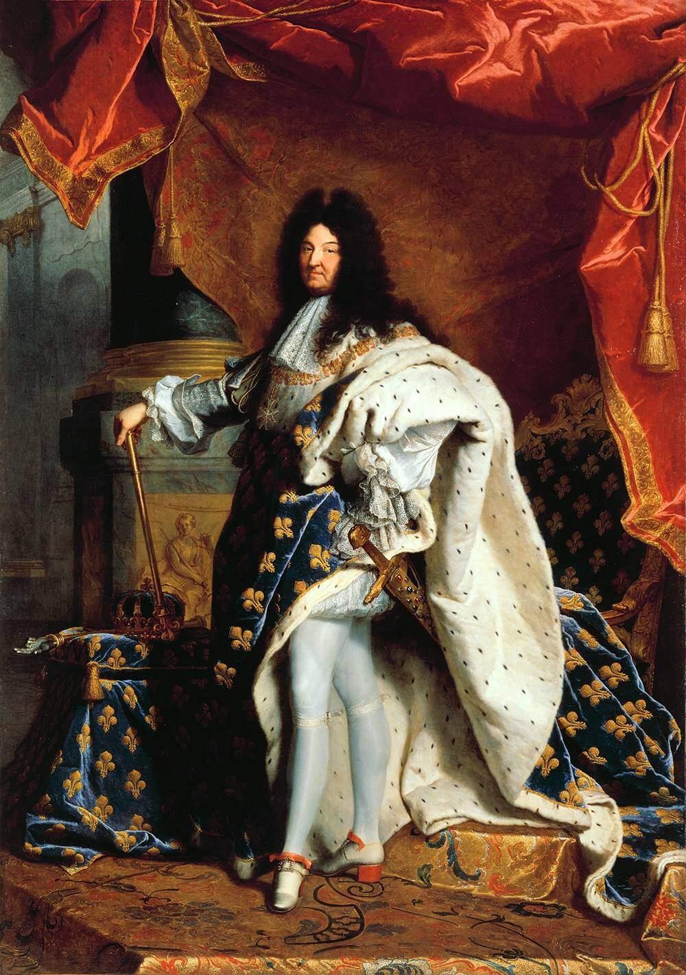 Ludovic al XIV-lea, Regele Soare