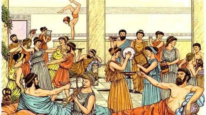 Popoare în antichitate