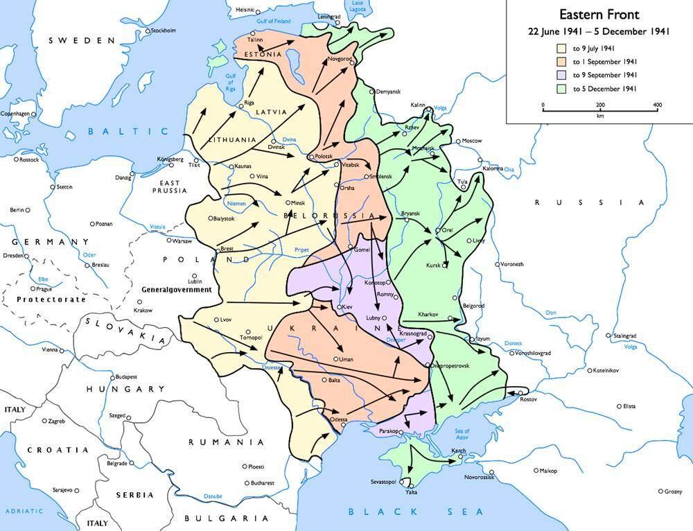Operațiunea Barbarossa