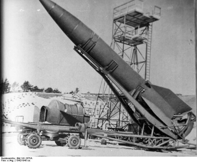 Racheta balistică