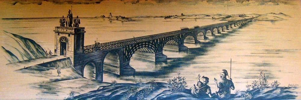 Reconstituire: Podul de la Drobeta