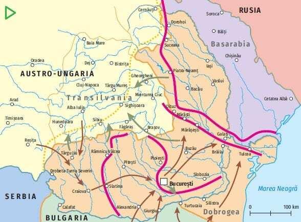 România în Marele Război