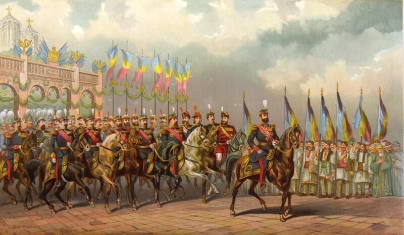 Sărbătoarea încoronării regelui Carol I
