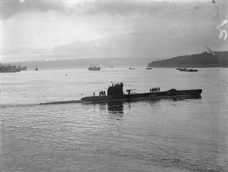 Submarinul Curie