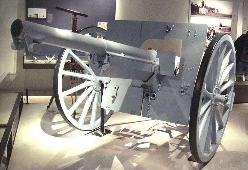 Tun model 1897